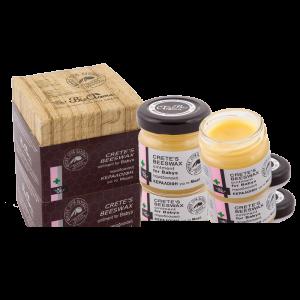 Bijenwas zalf voor baby's / 40ml