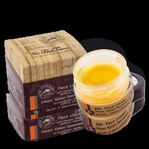 24h gezichtscrème voor de gevoelige en droge huid / 40ml