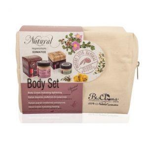 natuurlijke cadeauset total body care