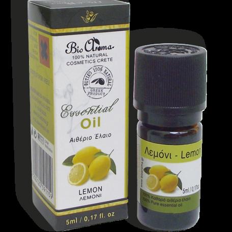 Etherische olie citroen