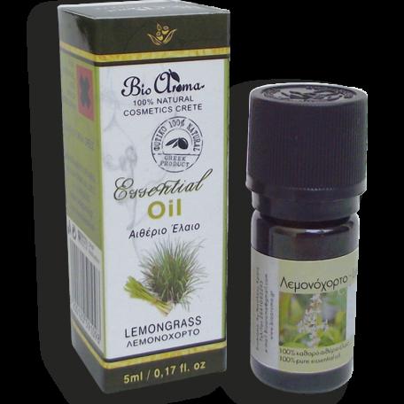 etherische olie citroengras