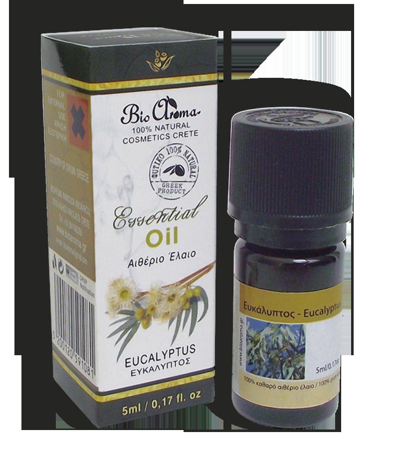 bioaroma etherische olie eucalyptus