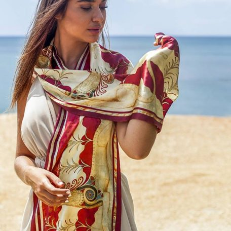 ancientgreekscarves Minoan