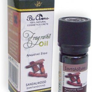 etherische olie sandelhout